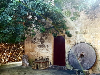 G- Ta' Kola windmill2 Gozo