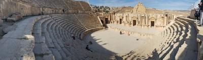 J- Jerash theatre