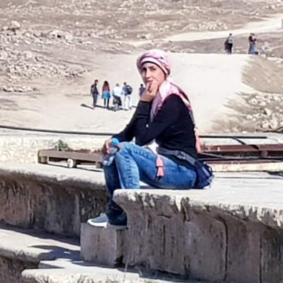 J- Jerash Jasmin tour guide