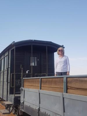 J- Wadi Rum original train station