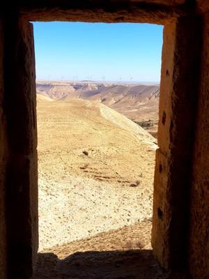 J- View from Shobak castle