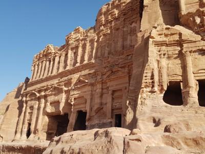 J- Petra Royal Tombs