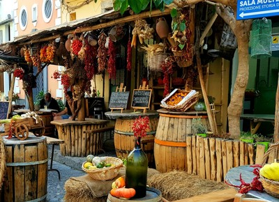 Ischia shop