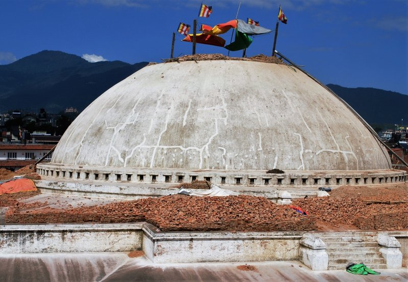 The Great Buddha Stupa
