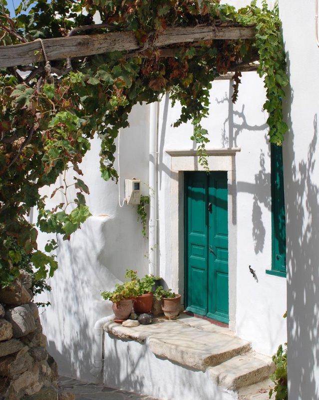 Naxos street