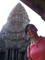 Angkot Wat Central Tower