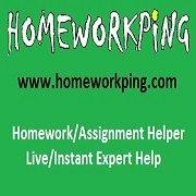 HomeworkPing