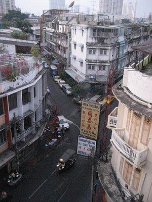 My Bangkok view