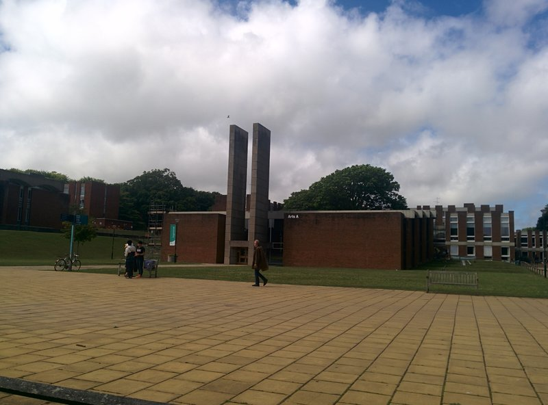 University of Sussex, Arts Building A