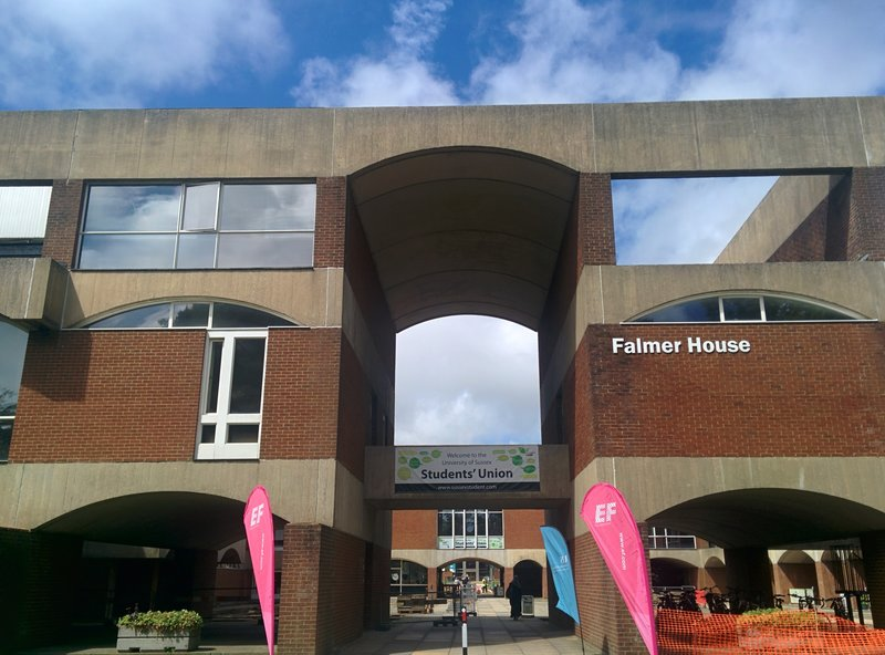 University of Sussex, Falmer House 3