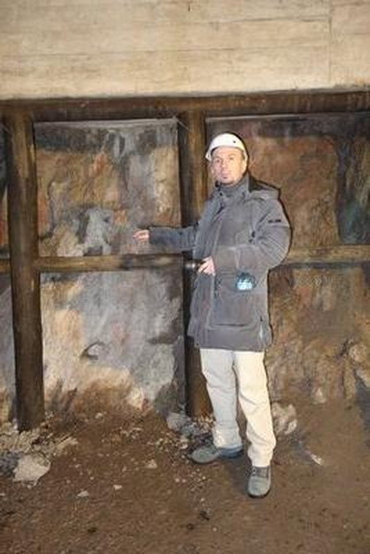 Project Riese - a giant caves drilled by nazzists on end of WW2