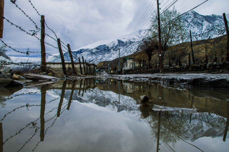 Jomsom Reflected