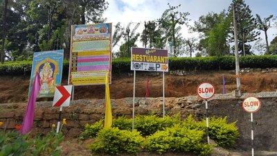 Road signage - 1