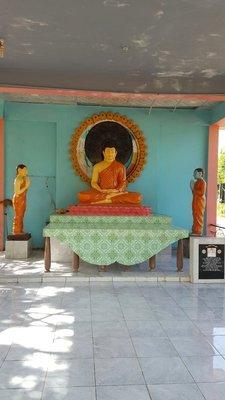 Roadside Buddha - 1
