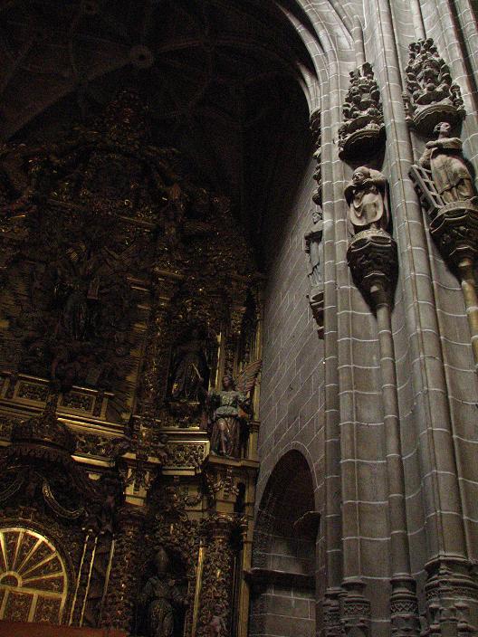 Catedral Plasencia, Spain