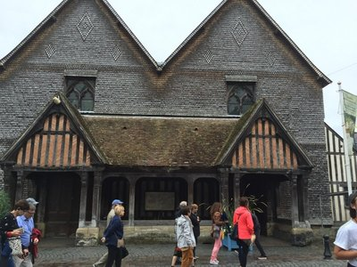 Old Church in Honfleur