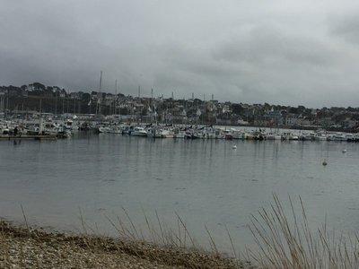The harbour Cabaret Sur Mer.
