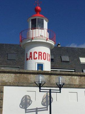Lacroix light house Concarnea