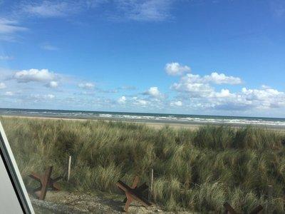 The actual Beach...
