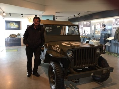 We have one of these up our little lane at home.... But this one is on Utah Beach
