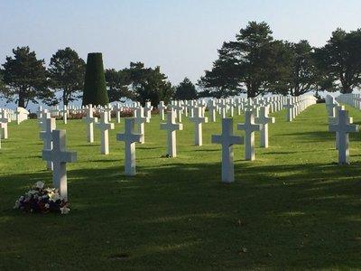 American War Graves...
