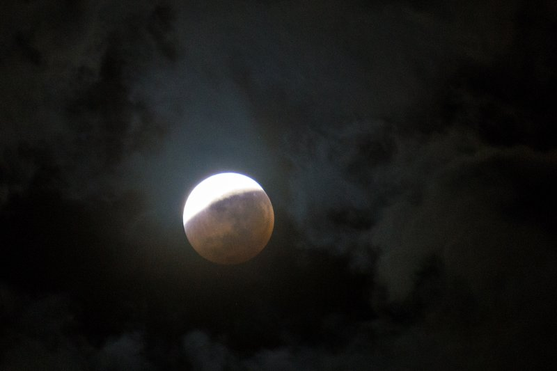 2015 - Lunar Eclipse 1