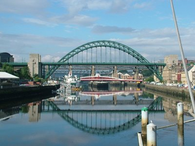17. Newcastle upon Tyne, England