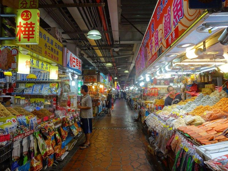 Market on Cijin Island