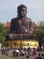 Great Buddha Statue, Changhua (largest Buddha statue in Taiwan)