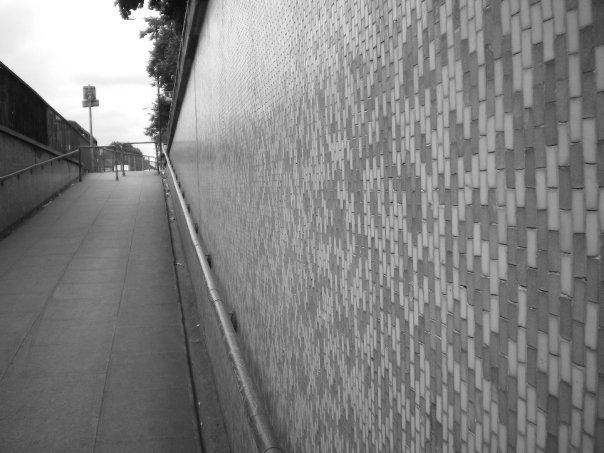 London underpass