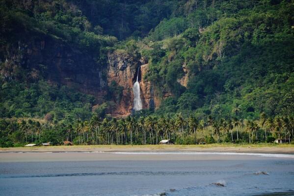 Cimarinjung Waterfalls