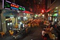 Dinner in Guangzhou