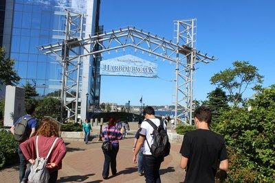 Halifax Harbourwalk