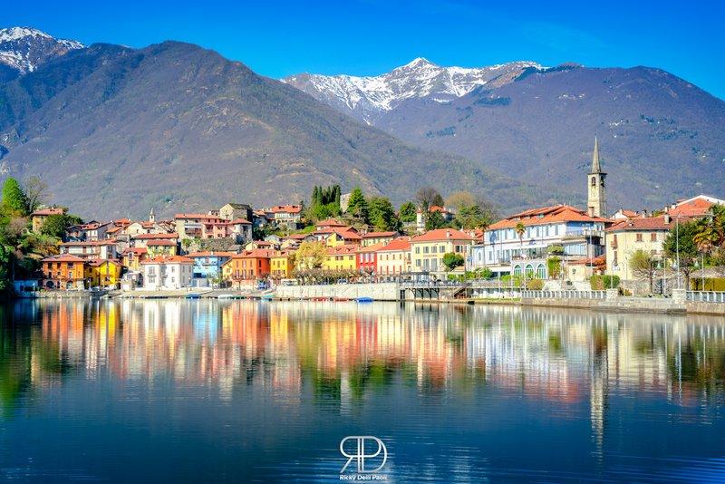 Lovely Colors of Mergozzo