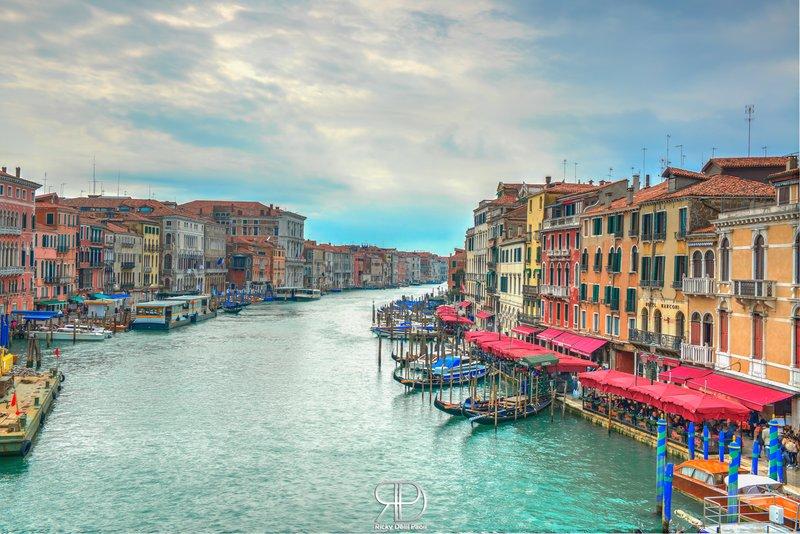 Hello Venice.
