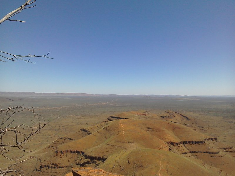 View from Mount Bruce 3