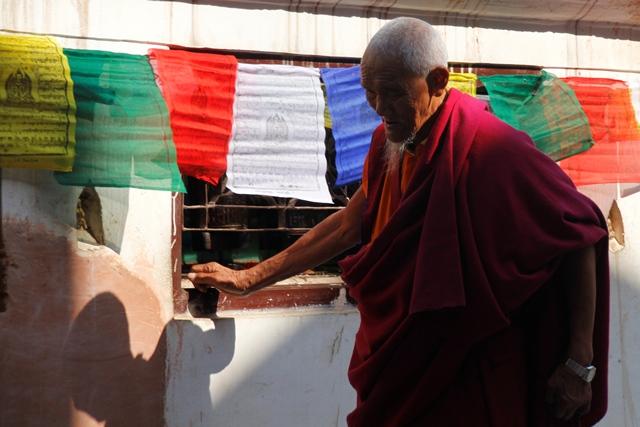 Around the Stupa