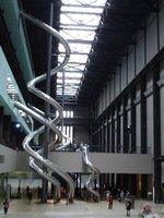 Slides at the Tate Modern