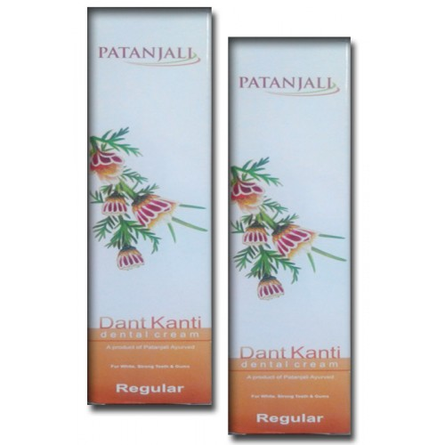Divya Dant Kanti Herbal Toothpaste For Tooth Problems