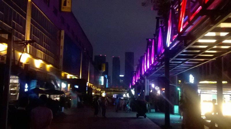 Chengdu night