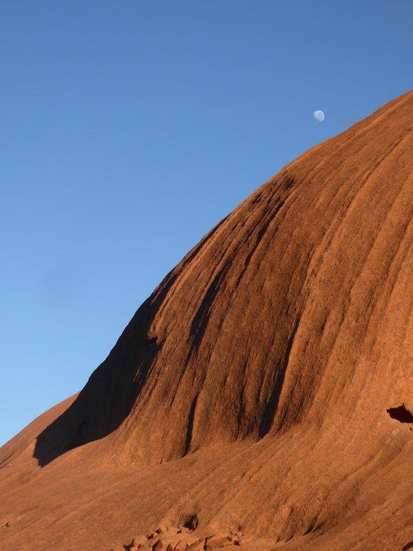 Moon over Mars