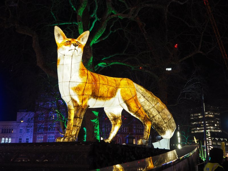 Fox in Leicester Square