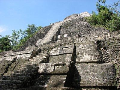 The Ruins of Lamanai