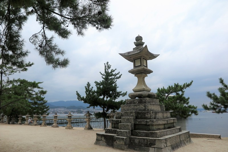 On Miyajima Island