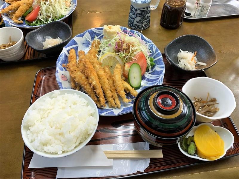 Smelt fish set