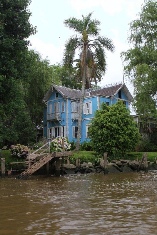 Huisje in Tigre