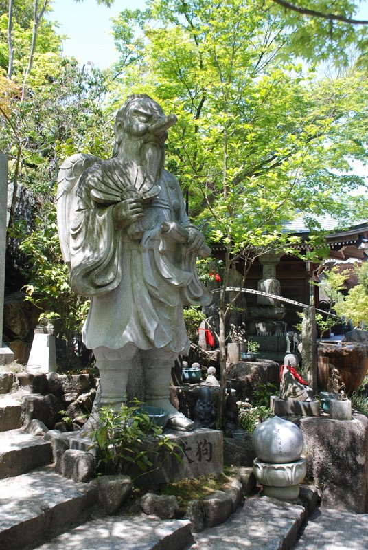 Miyajima - Tengu