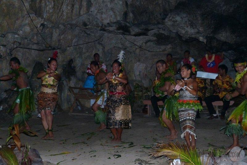traditional dancing tonga south pacific