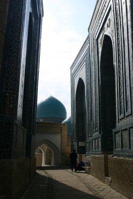 Shah-i-Zinda 4