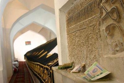 The Tomb of Daniel